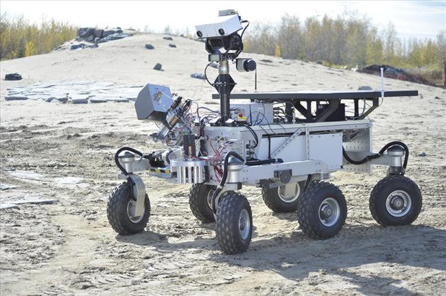 MESR, the Mars Exploration Science Rover